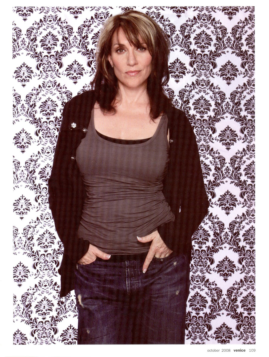 Katey Sagal Interview | By Andrew Fish | Venice Magazine, October 2008 | Page 2